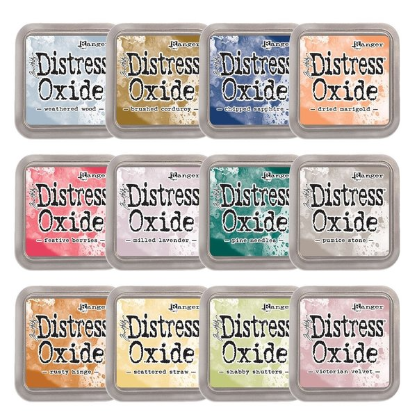 Ranger - Tim Holtz - Distress Oxide - Kollektion 5