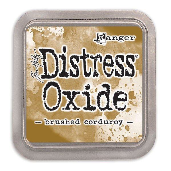 Ranger - Tim Holtz - Distress Oxide BRUSHED CORDUROY