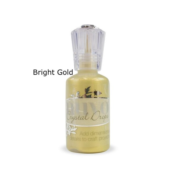 Tonic Studios - Nuvo Crystal Drops BRIGHT GOLD