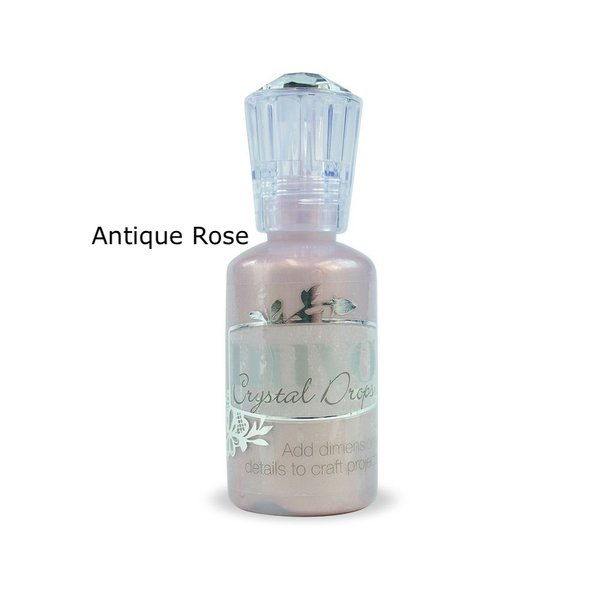 Tonic Studios - Nuvo Crystal Drops ANTIQUE ROSE
