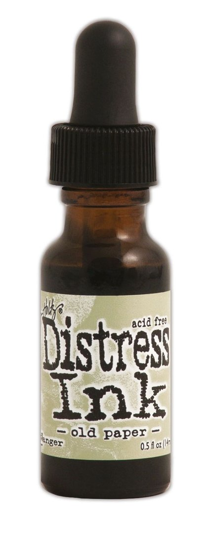 "Ranger - Tim Holtz - Distress ""ReInker"" - Kollektion 4"