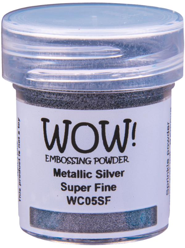 "WOW! - Embossing Powder ""Metallic"""