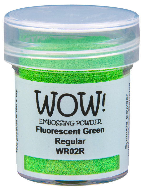 "WOW! - Embossing Powder ""Neon"" (engl. orig. ""Fluorescent"")"