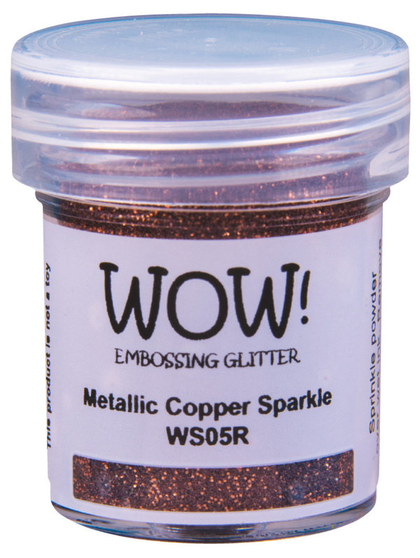 "WOW! - Embossing ""Glitter"" Deckend (Opaque)"