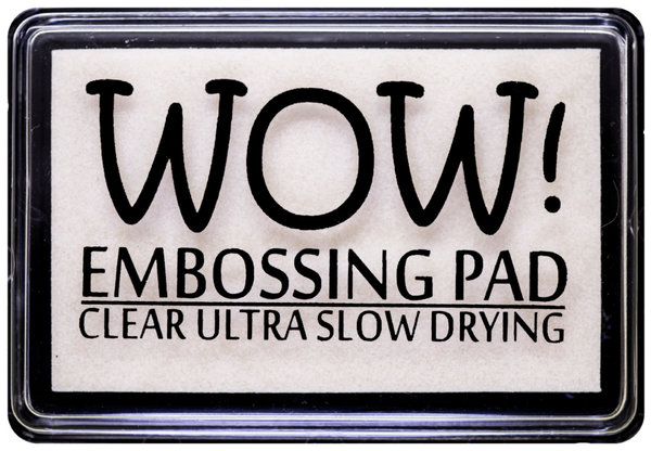 WOW! Embossing Pad - Ultra Slow Drying