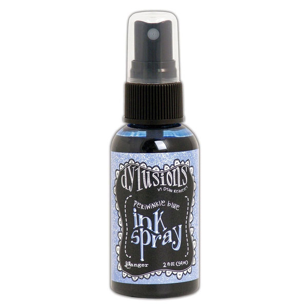 "Ranger - Dylusions Ink Spray ""Periwinkle Blue"""