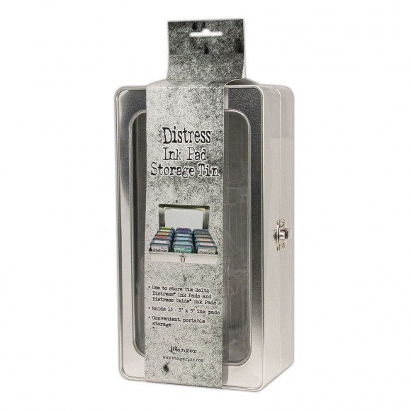 Ranger - Tim Holtz - Distress Ink Pad Storage Tin