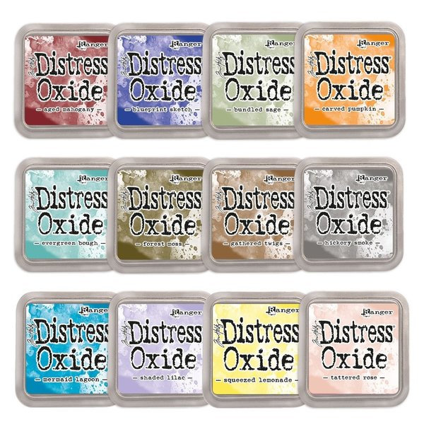 Ranger - Tim Holtz - Distress Oxide - Kollektion 3