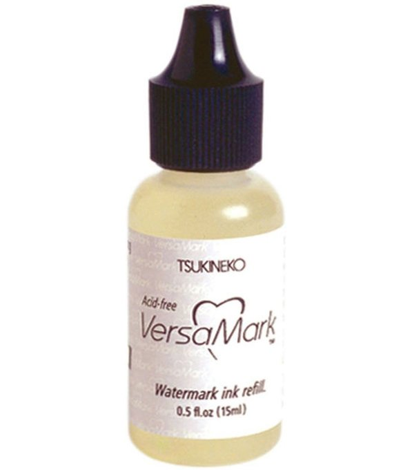 Tsukineko - VersaMark Watermark 15ml Refill Ink