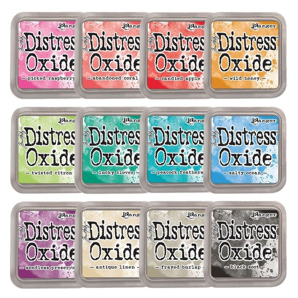 Ranger - Tim Holtz - Distress Oxide - Kollektion 2