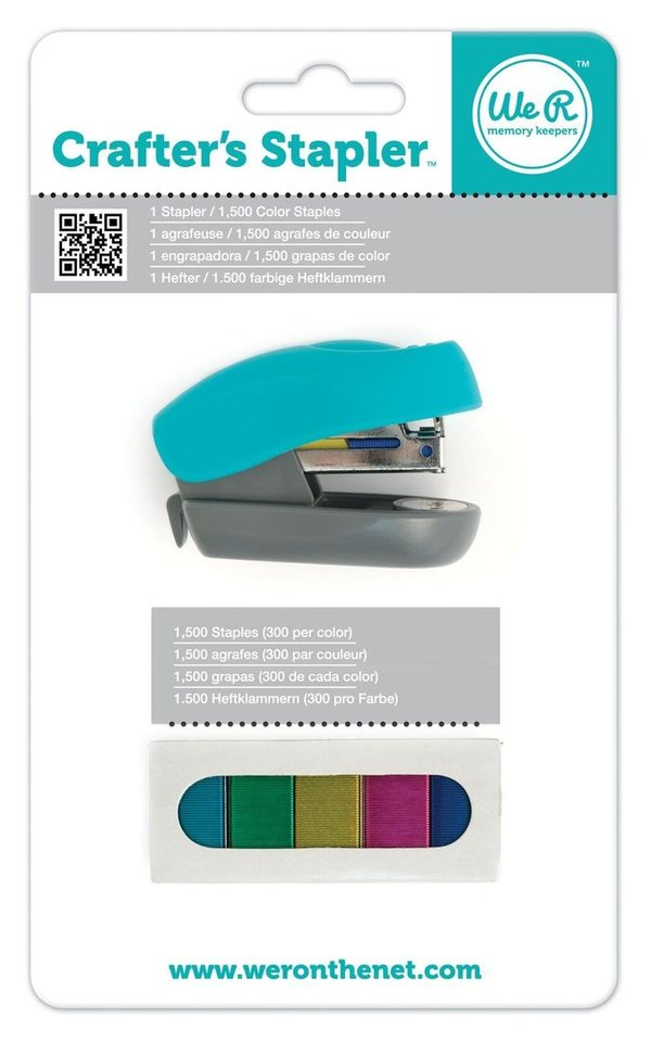 We R Memory Keepers - Crafter's Stapler - Hefter