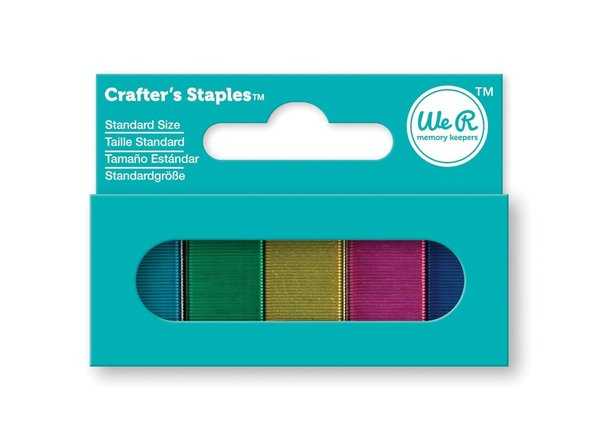 We R Memory Keepers Crafter's Staples - refill - Heftklammern