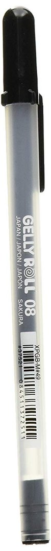 "Sakura - Gelly Roll Gel Pen ""Black"" 06"