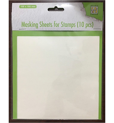Nellie's Choice - Masking Sheets for Stamps